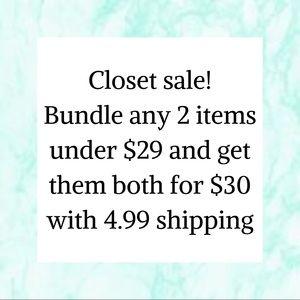 Dresses & Skirts - Closet sale!